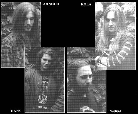 Dark Heresy (groupe/artiste)