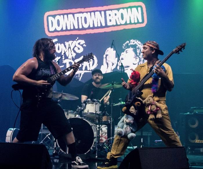 Downtown Brown (groupe/artiste)