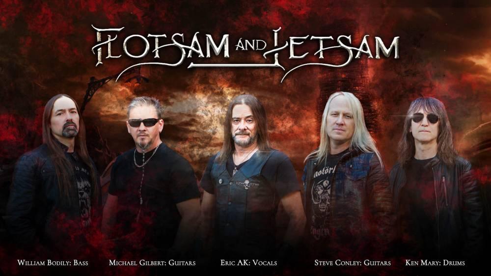 Flotsam And Jetsam (groupe/artiste)