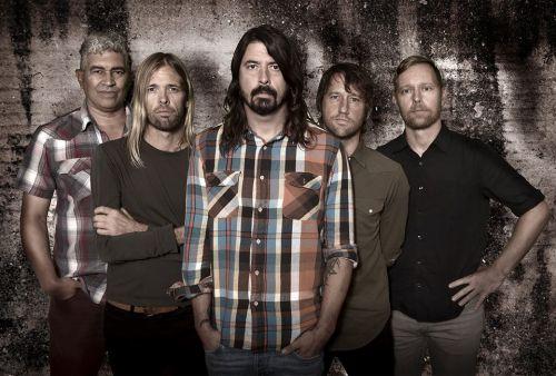 Foo Fighters (groupe/artiste)