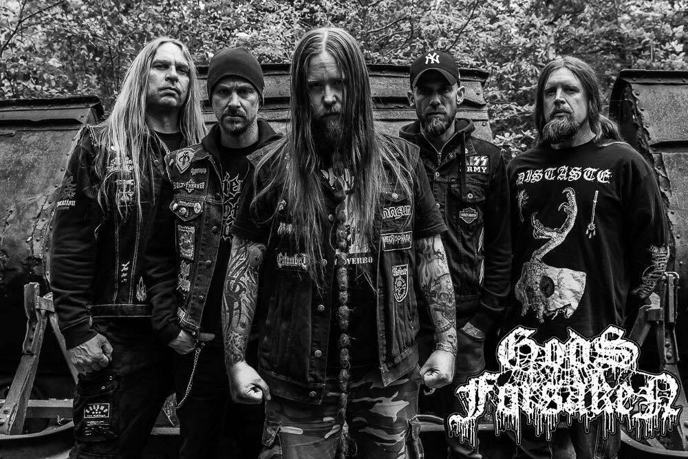 Gods Forsaken (groupe/artiste)