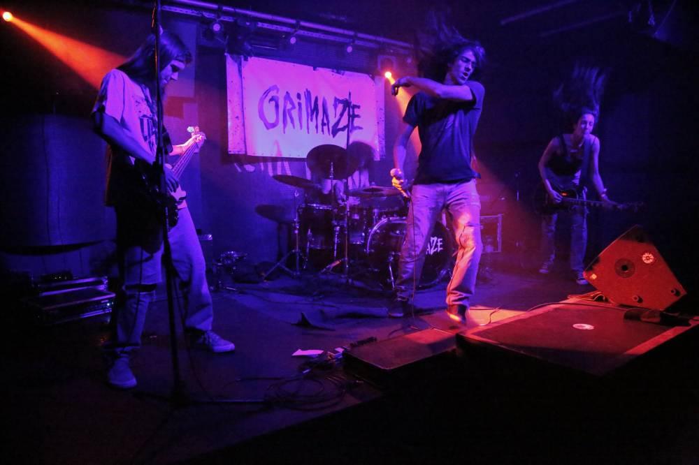Grimaze (groupe/artiste)