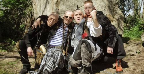 Les Ramoneurs De Menhirs (groupe/artiste)