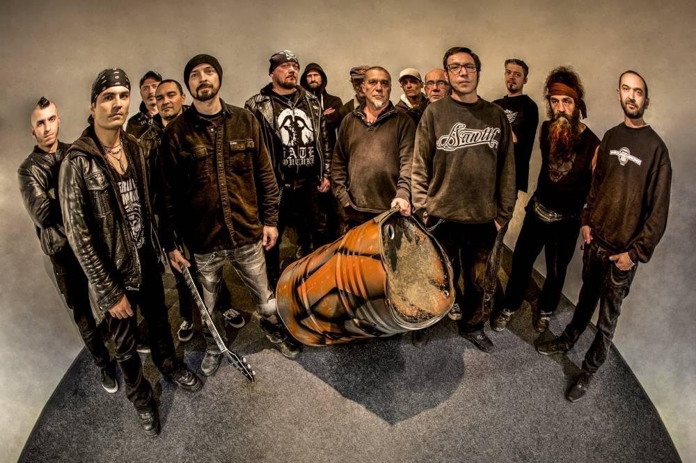 Les Tambours Du Bronx (groupe/artiste)