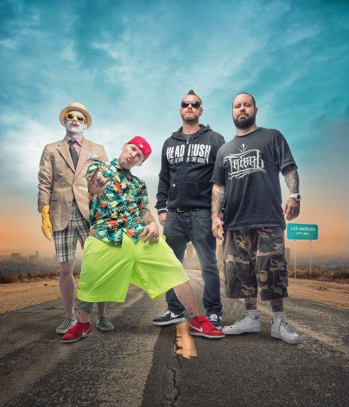 Limp Bizkit (groupe/artiste)