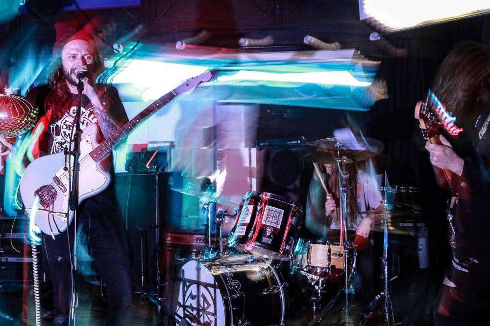 Mountain Tamer (groupe/artiste)