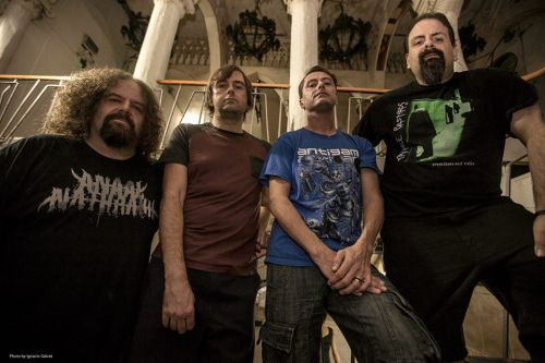 Napalm Death (groupe/artiste)