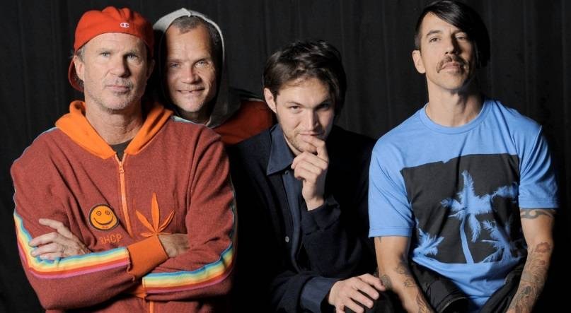 Red Hot Chili Peppers (groupe/artiste)