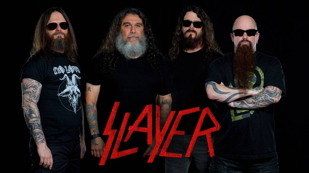 Slayer (groupe/artiste)