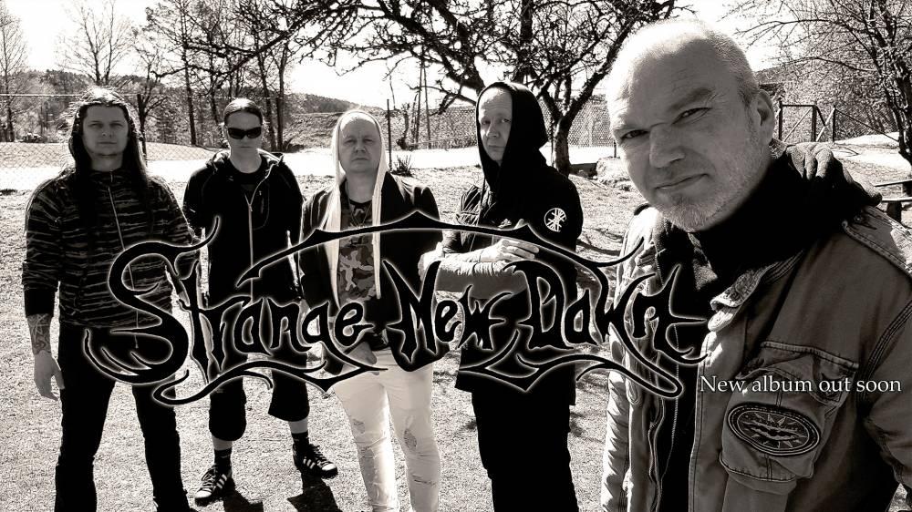 Strange New Dawn (groupe/artiste)