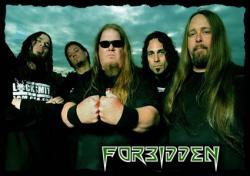 Forbidden (groupe/artiste)