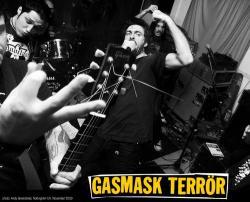 Gasmask Terrör (groupe)