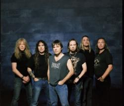 Iron Maiden (groupe/artiste)