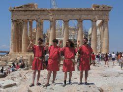 Les Agamemnonz