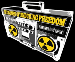 The Bombs Of Enduring Freedom