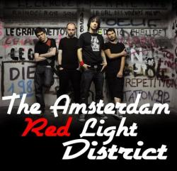 The Amsterdam red light district
