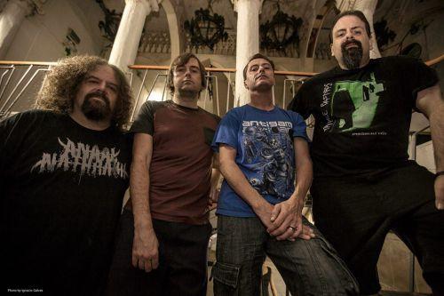 Napalm Death (groupe du mois groupe du mois de septembre 2020)