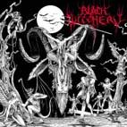 BLACK WITCHERY - Upheaval of Satanic Might