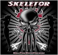 chronique SKELETOR - HellFireRockMachine