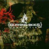 Burning skies - Desolation