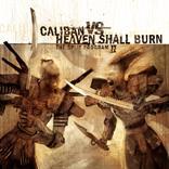 chronique Caliban VS Heaven Shall Burn - The Split Program II