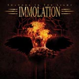 Immolation - shadows in the light (chronique)