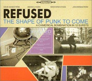 Refused - The shape of Punk to come (chronique)