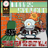 chronique Spudgun / Harris - Tales from the split Vol.1