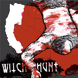 chronique Witch hunt - Blood-red states