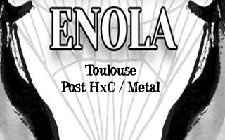 Enola - avril 2014 (Interview)