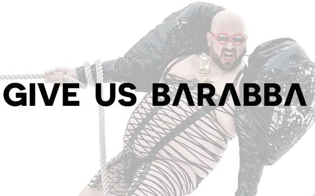 Give Us Barabba - mai 2017