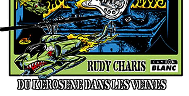 Rudy Charis - juin 2017 (interview)