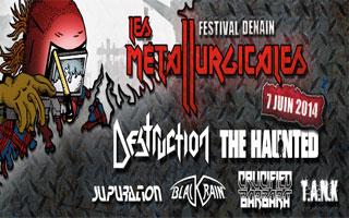 Festival Les Metallurgicales - mai 2014