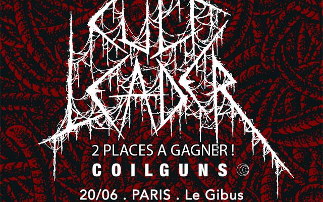 Jeu concours : CULT LEADER au Gibus à Paris le 20 juin : 2 places à gagner !