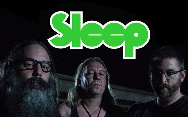 Jeu concours : Sleep au Bataclan le 8 octobre : 2 places à gagner !