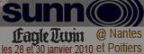 Sunn o))) + Eagle twin - Olympic et Confort Moderne / Nantes et Poitiers - le 28/01/2010 (Report)