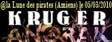 Anorak + Kruger - La lune des pirates / Amiens - le 05/03/2010 (Report)
