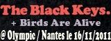 The Black Keys - L'Olympic / Nantes (44) - le 16/03/2011