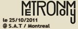 Metronomy (report)
