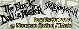 The Black Dahlia Murder + Skeletonwitch - Nouveau Casino / Paris - le 05/02/2012