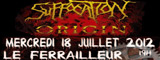 Suffocation + Origin (report)
