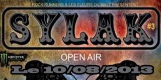 Sylak Open Air - Stade municipal / Saint Maurice de Gourdans - le 10/08/2013 (Report)