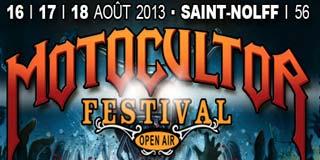 Motocultor Festival 2013 - Kerboulard / Saint Nolff (56) - le 16/08/2013 (Report)