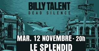 Billy Talent (report)