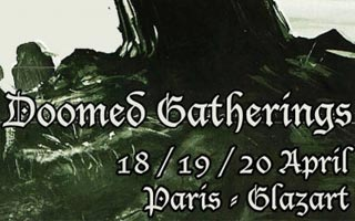 Doomed Gatherings - Le Glazart / Paris (75) - le 18/04/2014