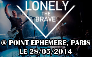 Lonely The Brave (report)