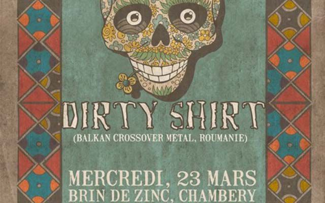 Dirty Shirt -  Brin De Zinc / Barberaz (73) - le 23/03/2016 (Report)