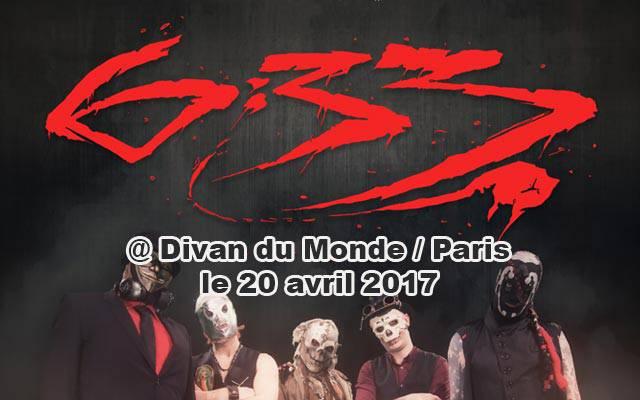 Asylum Picture Show 2.0 - Divan du Monde / PARIS (75) - le 20/04/2017