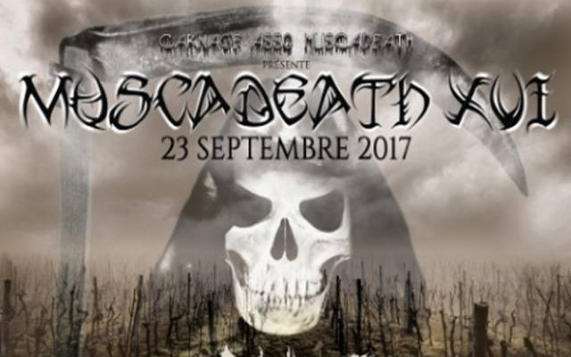 Muscadeath XVI - Champilambart / VALLET (44) - le 23/09/2017