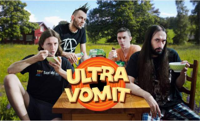 Ultra Vomit + Headcharger (report)